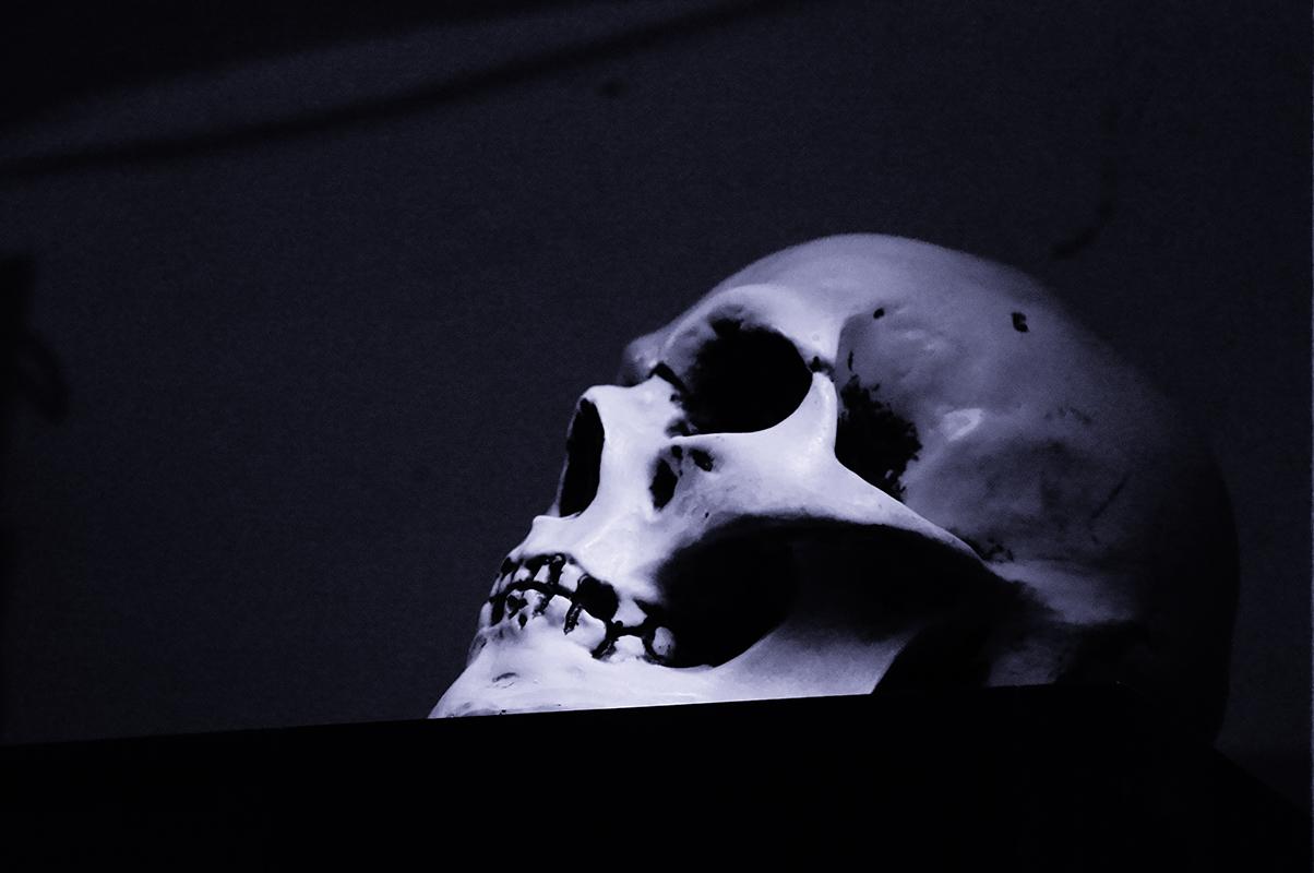 death-bw